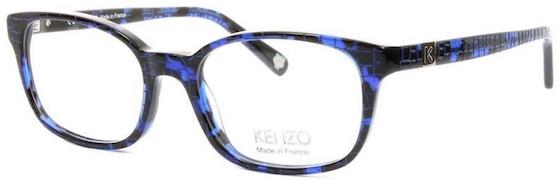 Lunettes-de-vue-Kenzo-2238-bleu-marine